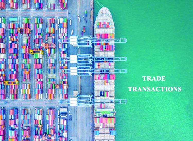 TRADE TRANSACTIONS